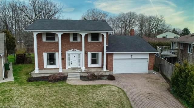 36 Locke Avenue, St. Thomas, ON N5P 3X6 (MLS #252650) :: Sutton Group Envelope Real Estate Brokerage Inc.