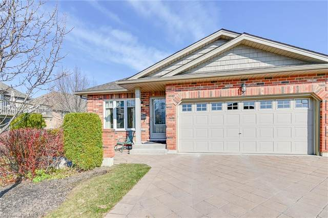 121 Meadowcreek Drive #18, Ilderton, ON N0M 2A0 (MLS #252669) :: Sutton Group Envelope Real Estate Brokerage Inc.