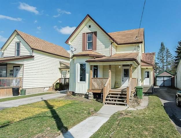 21 Hughes Street, St. Thomas, ON N5P 2Y7 (MLS #253029) :: Sutton Group Envelope Real Estate Brokerage Inc.