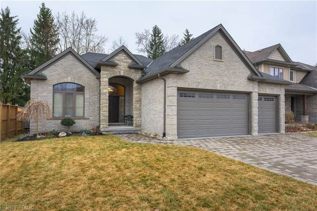 23 Caverhill Crescent, Komoka, ON N0L 1R0 (MLS #253097) :: Sutton Group Envelope Real Estate Brokerage Inc.