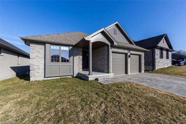 698 Barker Street, Mount Brydges, ON N0L 1W0 (MLS #253115) :: Sutton Group Envelope Real Estate Brokerage Inc.