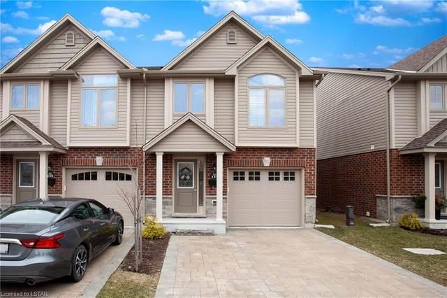 1061 Eagletrace Drive #137, London, ON N6G 0T3 (MLS #253119) :: Sutton Group Envelope Real Estate Brokerage Inc.