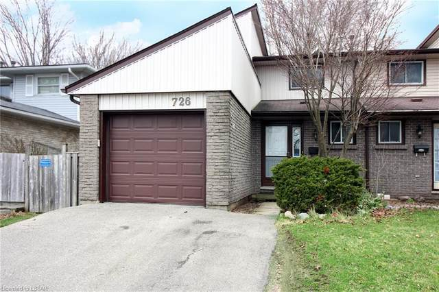 726 Millbank Drive, London, ON N6E 1S2 (MLS #253144) :: Sutton Group Envelope Real Estate Brokerage Inc.