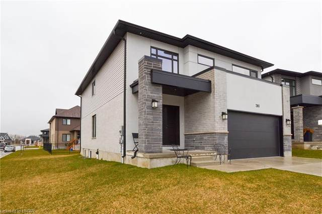 2161 Westpoint Heights, London, ON N6P 0A2 (MLS #253198) :: Sutton Group Envelope Real Estate Brokerage Inc.