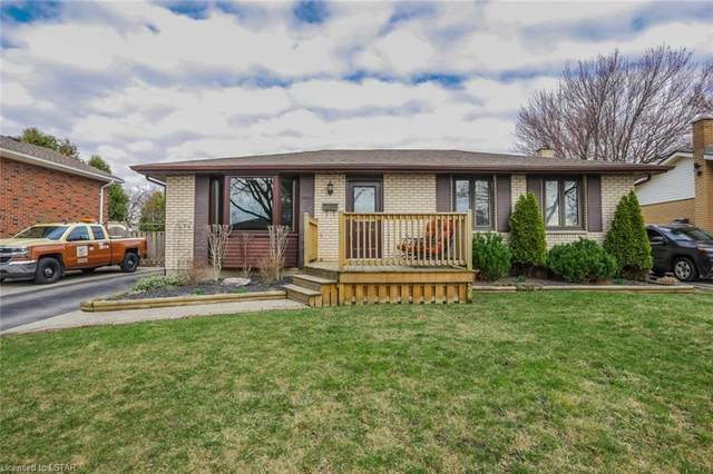 40 Downing Crescent, London, ON N6C 3C8 (MLS #253252) :: Sutton Group Envelope Real Estate Brokerage Inc.