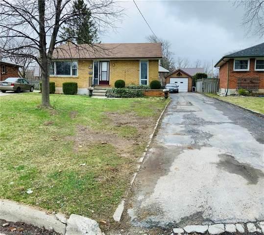 49 Coyne Street, St. Thomas, ON N5R 4K7 (MLS #253486) :: Sutton Group Envelope Real Estate Brokerage Inc.