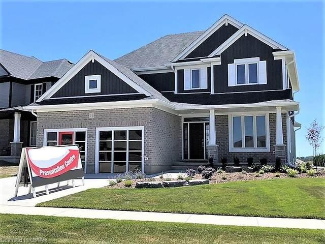 74 Carolina Crescent, St. Thomas, ON N5R 0H3 (MLS #253521) :: Sutton Group Envelope Real Estate Brokerage Inc.