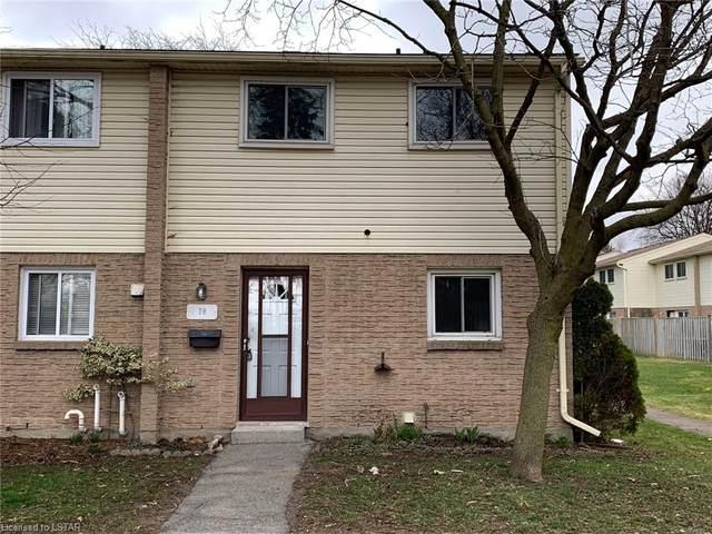 166 Southdale Road W #78, London, ON N6J 2J1 (MLS #253531) :: Sutton Group Envelope Real Estate Brokerage Inc.