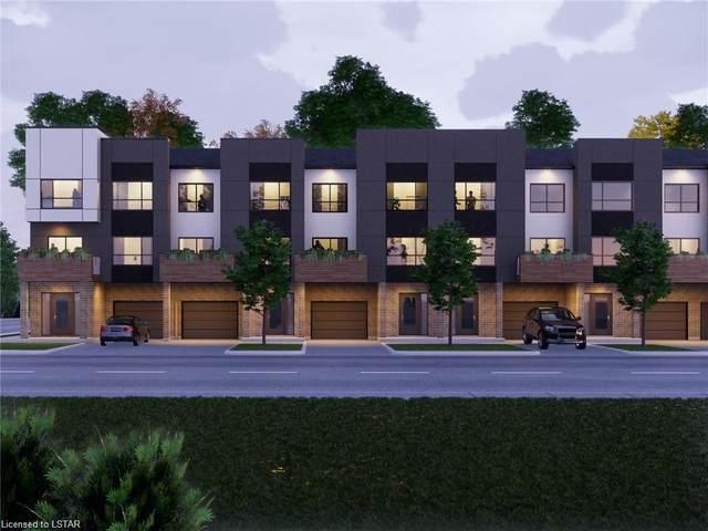 LOT 2 @3425 Emily Carr Lane, London, ON N6C 4X5 (MLS #253549) :: Sutton Group Envelope Real Estate Brokerage Inc.