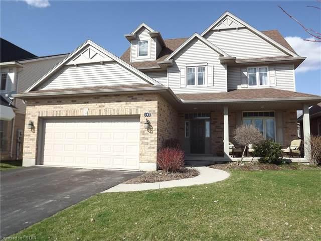 147 Lake Margaret Trail, St. Thomas, ON N5R 6L7 (MLS #253677) :: Sutton Group Envelope Real Estate Brokerage Inc.