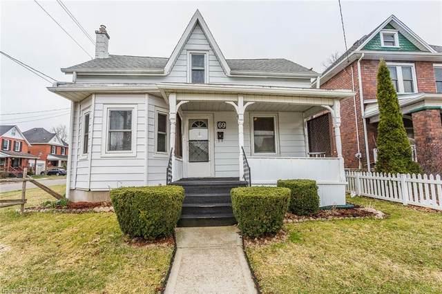69 Chestnut Street, St. Thomas, ON N5R 2A8 (MLS #253757) :: Sutton Group Envelope Real Estate Brokerage Inc.