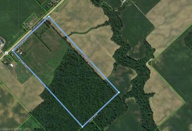 25503 Talbot Line, Elgin County, ON N0L 2P0 (MLS #253830) :: Sutton Group Envelope Real Estate Brokerage Inc.