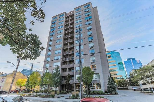 155 Kent Street #402, London, ON N6A 5N7 (MLS #253831) :: Sutton Group Envelope Real Estate Brokerage Inc.