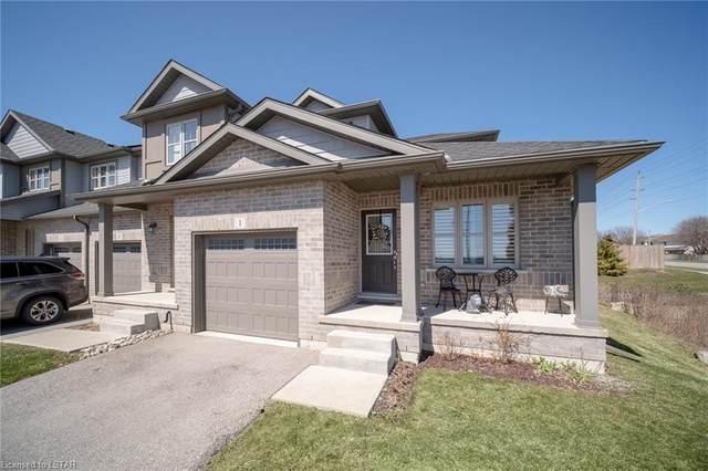 175 Ingersoll Street N #1, Ingersoll, ON N5C 0B9 (MLS #253911) :: Sutton Group Envelope Real Estate Brokerage Inc.