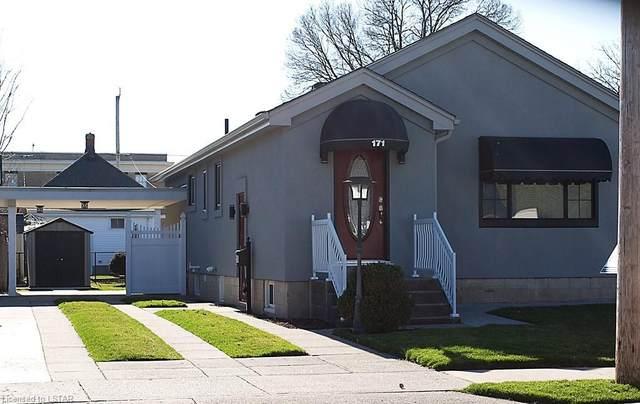 171 Sanders Street, London, ON N5Z 2S7 (MLS #254047) :: Sutton Group Envelope Real Estate Brokerage Inc.