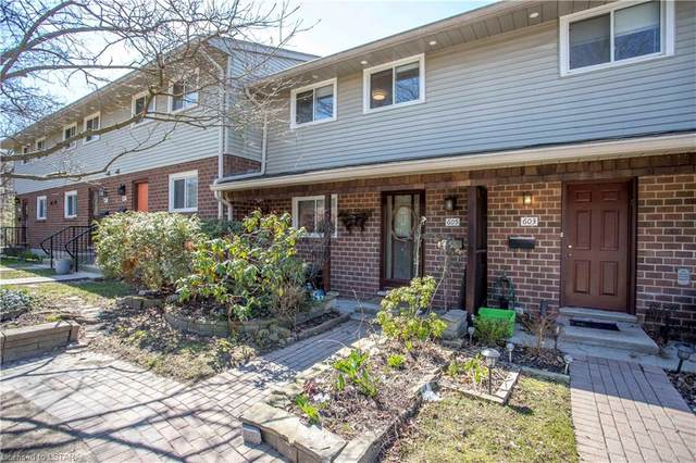 605 Griffith Street, London, ON N6K 2S5 (MLS #254396) :: Sutton Group Envelope Real Estate Brokerage Inc.