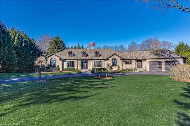 797 Richmond Street, Dorchester, ON N0L 1G4 (MLS #255158) :: Sutton Group Envelope Real Estate Brokerage Inc.