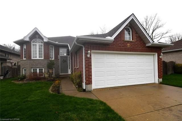 15 Deborah Drive, Strathroy, ON N7G 4C2 (MLS #256010) :: Sutton Group Envelope Real Estate Brokerage Inc.