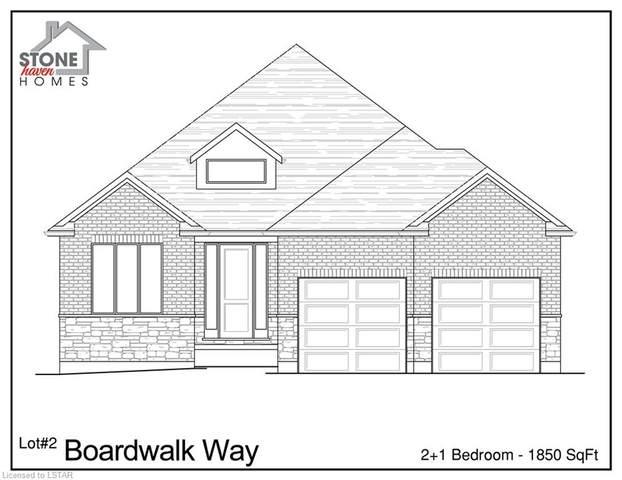 246 Boardwalk Way, Dorchester, ON N0L 1G2 (MLS #256669) :: Sutton Group Envelope Real Estate Brokerage Inc.