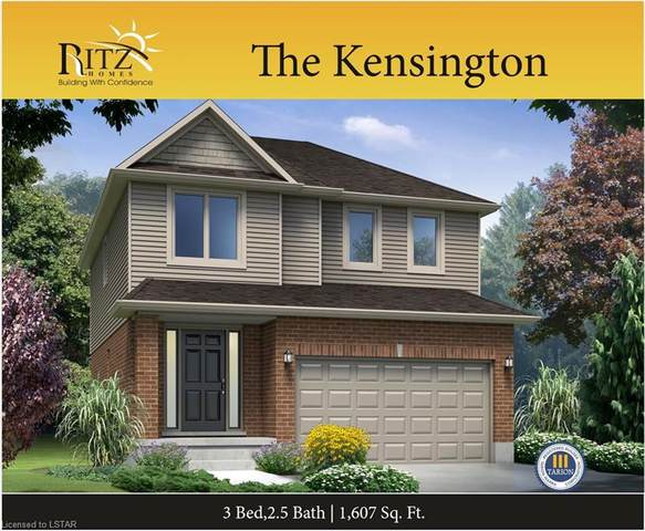 2942 Turner Crescent, London, ON N6M 0B4 (MLS #257746) :: Sutton Group Envelope Real Estate Brokerage Inc.