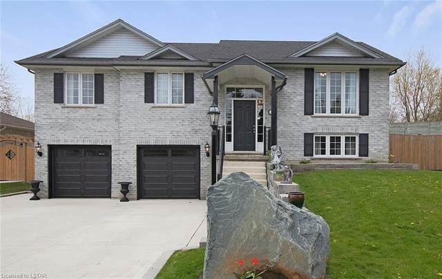 36 Linwood Drive, Dorchester, ON N0L 1G1 (MLS #258221) :: Sutton Group Envelope Real Estate Brokerage Inc.