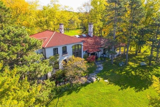 15045 8TH Concession, Schomberg, ON L0G 1T0 (MLS #259612) :: Forest Hill Real Estate Collingwood