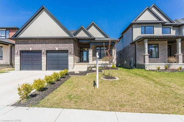 1111 Eagletrace Drive, London, ON N6G 0S4 (MLS #259725) :: Sutton Group Envelope Real Estate Brokerage Inc.