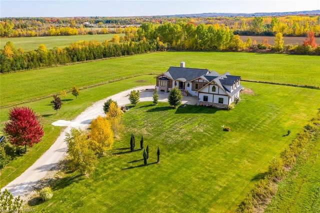 7905 36/37 NOTTAWASAGA Sideroad, Nottawa, ON L0M 1P0 (MLS #259895) :: Forest Hill Real Estate Collingwood