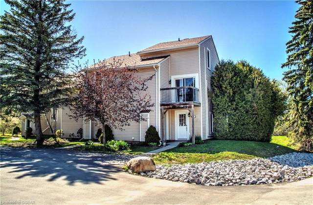 127 Alfred Street W #38, Thornbury, ON N0H 2P0 (MLS #260340) :: Forest Hill Real Estate Collingwood