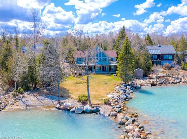 121 Cameron Street, Thornbury, ON N0H 2P0 (MLS #260346) :: Forest Hill Real Estate Collingwood