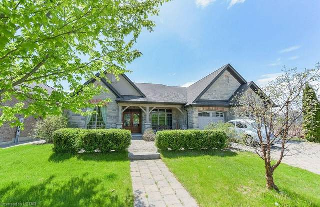 530 Eagletrace Drive, London, ON N6G 0E8 (MLS #260543) :: Sutton Group Envelope Real Estate Brokerage Inc.
