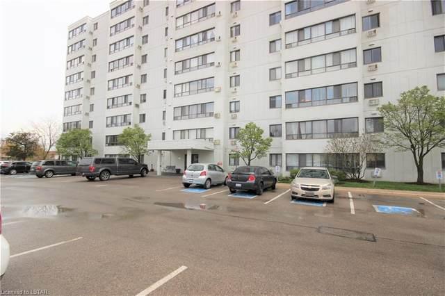 135 Base Line Road W #604, London, ON N6J 4W4 (MLS #260710) :: Sutton Group Envelope Real Estate Brokerage Inc.