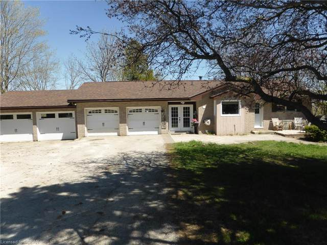 2581 Fairgrounds Road, Creemore, ON L0M 1G0 (MLS #260812) :: Forest Hill Real Estate Collingwood