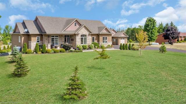 4 Sydenham Trail W, Duntroon, ON L0M 1H0 (MLS #260838) :: Forest Hill Real Estate Collingwood