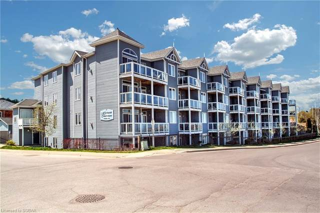 34 Bayfield Street #308, Meaford, ON N4L 1Y2 (MLS #260865) :: Forest Hill Real Estate Collingwood