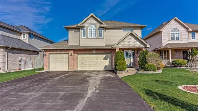 51 Mapleridge Crescent, Dorchester, ON N0L 1G3 (MLS #260928) :: Sutton Group Envelope Real Estate Brokerage Inc.