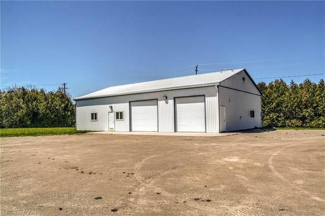 103 Stewart Street, Meaford, ON N4L 1J9 (MLS #261044) :: Forest Hill Real Estate Collingwood