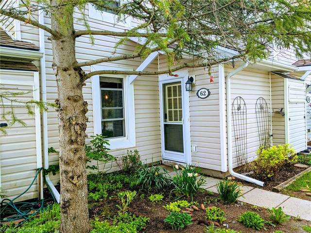 127 Alfred Street W #62, Thornbury, ON N0H 2P0 (MLS #261118) :: Forest Hill Real Estate Collingwood