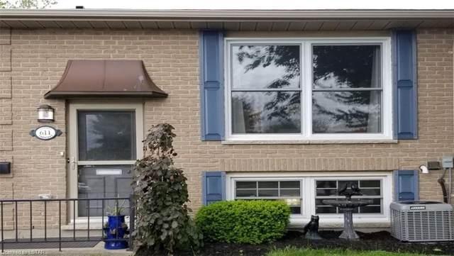 611 Deveron Crescent, London, ON N5Z 4M3 (MLS #261159) :: Sutton Group Envelope Real Estate Brokerage Inc.