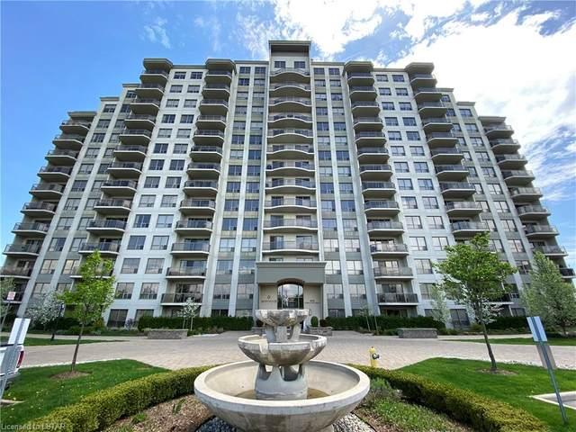 1030 Coronation Drive #807, London, ON N6G 0G5 (MLS #261163) :: Sutton Group Envelope Real Estate Brokerage Inc.