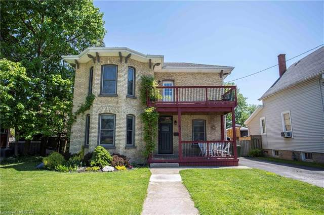 41 Hincks Street, St. Thomas, ON N5R 3N8 (MLS #261292) :: Sutton Group Envelope Real Estate Brokerage Inc.