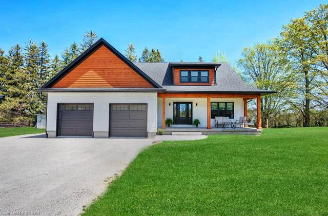 158067 7TH Line, Meaford, ON N4L 1W5 (MLS #261416) :: Forest Hill Real Estate Collingwood