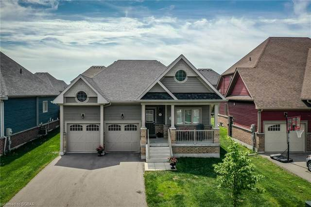 52 Hughes Street, Collingwood, ON L9Y 0W7 (MLS #261472) :: Forest Hill Real Estate Collingwood