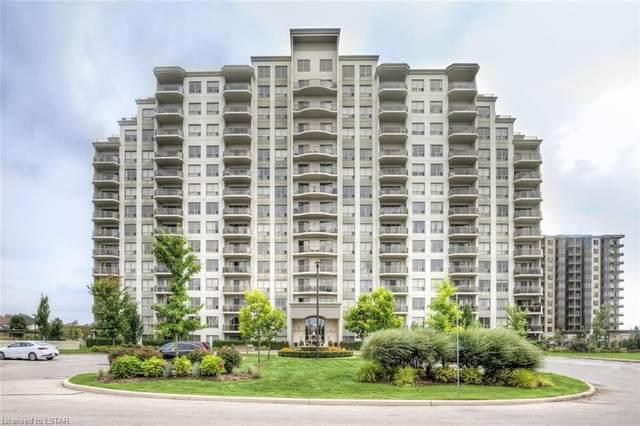 1030 Coronation Drive #1112, London, ON N6G 0G5 (MLS #261513) :: Sutton Group Envelope Real Estate Brokerage Inc.