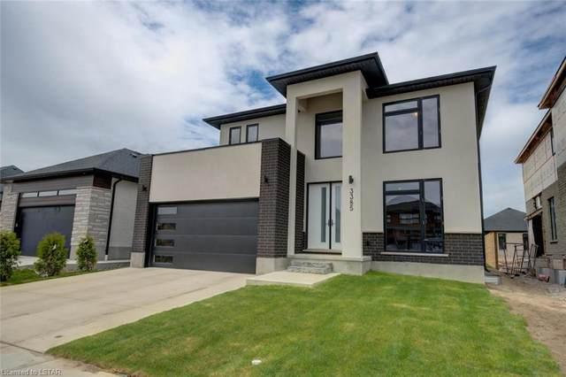 3385 Frontier Avenue, London, ON N6P 0G4 (MLS #261552) :: Sutton Group Envelope Real Estate Brokerage Inc.