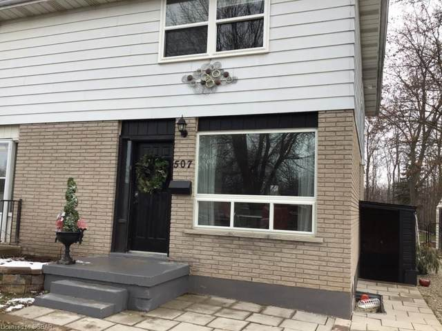 507 Tenth Street, Collingwood, ON L9Y 2H2 (MLS #261554) :: Forest Hill Real Estate Collingwood