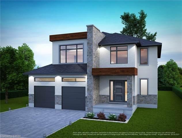 2182 Tripp Drive, London, ON N6P 0E8 (MLS #261604) :: Sutton Group Envelope Real Estate Brokerage Inc.
