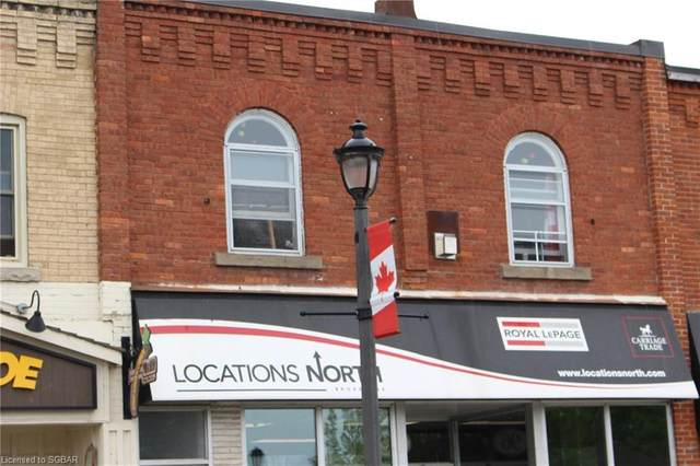96 Sykes Street N A, Meaford, ON N4L 1N8 (MLS #261750) :: Forest Hill Real Estate Collingwood