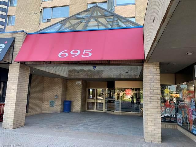 695 Richmond Street #1409, London, ON N6A 5M8 (MLS #261762) :: Sutton Group Envelope Real Estate Brokerage Inc.