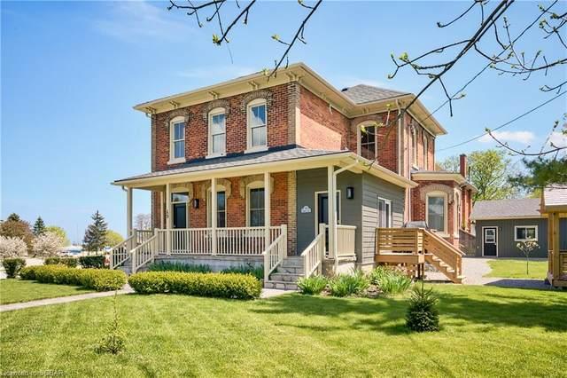 49 Denmark Street, Meaford, ON N4L 1B9 (MLS #261794) :: Forest Hill Real Estate Collingwood